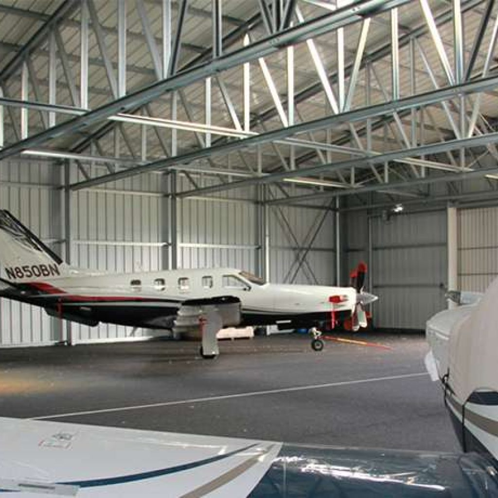 Aircraft Hangars Sport Leisure Steel Structures Frisomat Com