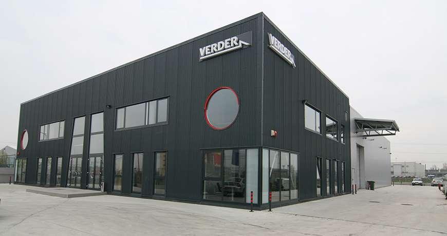 Showrooms & Workshops - Industrial Buildings | Frisomat.com