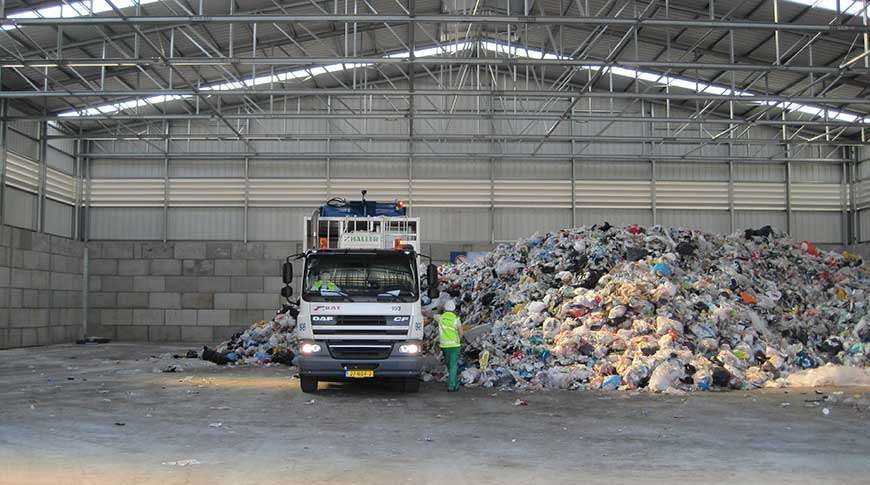steel bulk storage industry buildings recycling