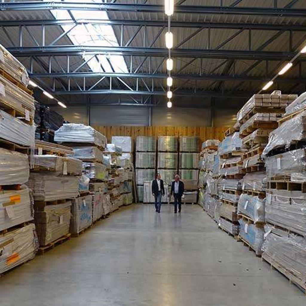 Case Study Warehouse Industrial Buildings Frisomat Com