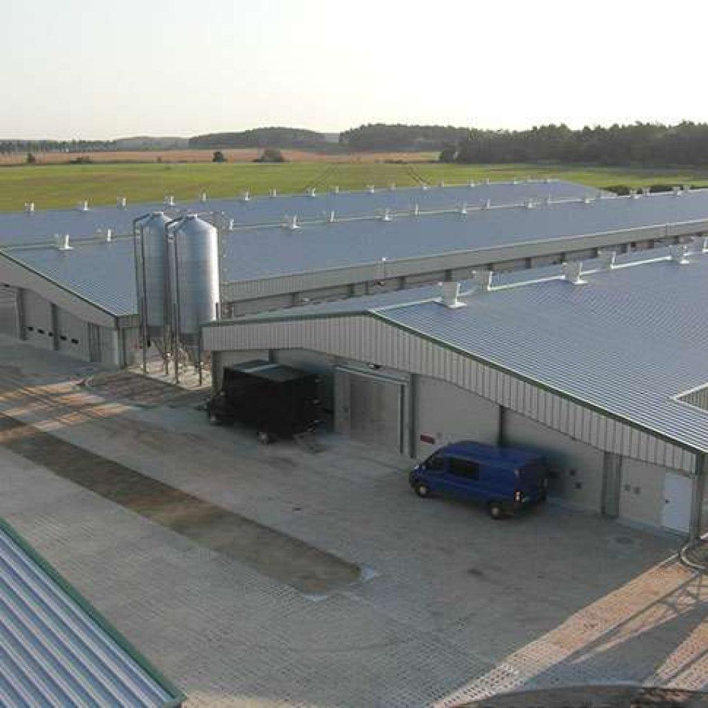 Case Study Livestock Farm Agricultural Buildings Frisomat Com