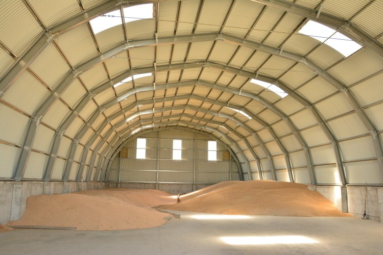 construct bulk storage