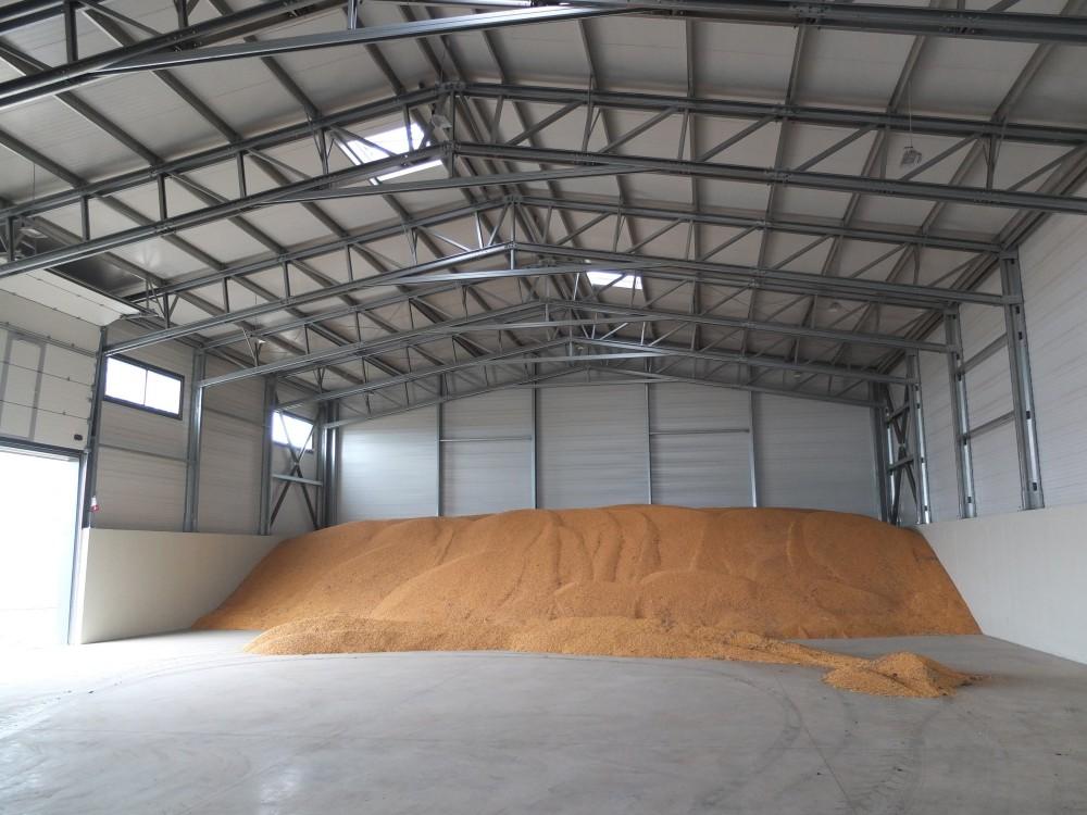 build bulk storage