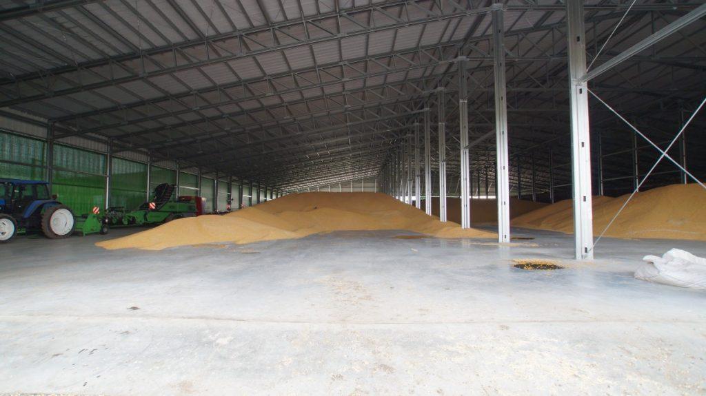 agricultural storage builders