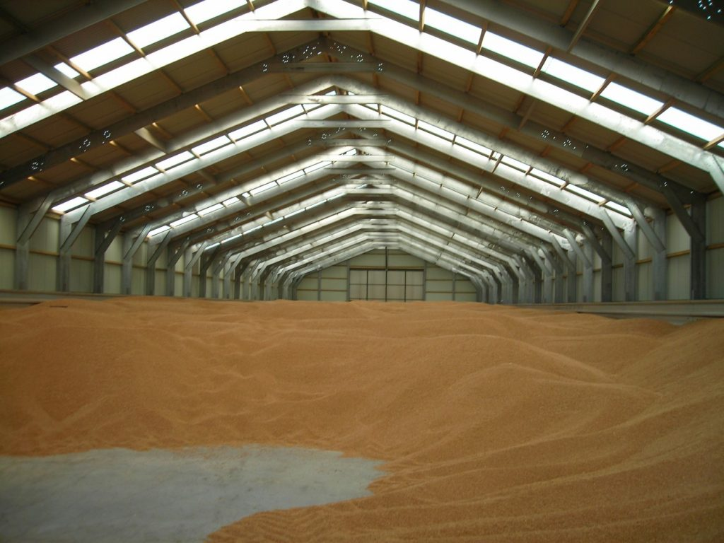 bulk storage warehouses