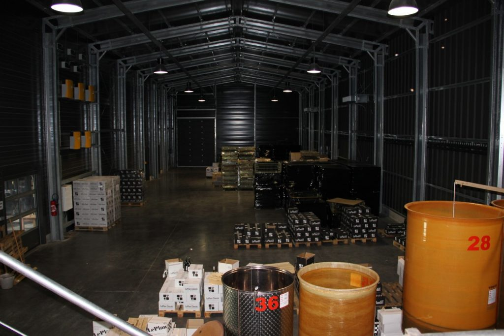 construct winery