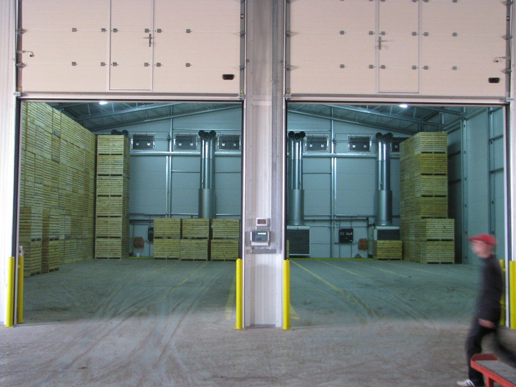 agricultural potato storage