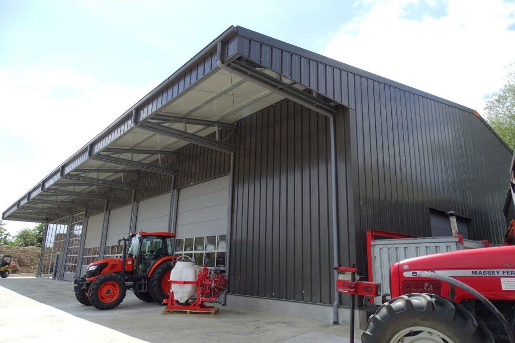 custom storage buildings