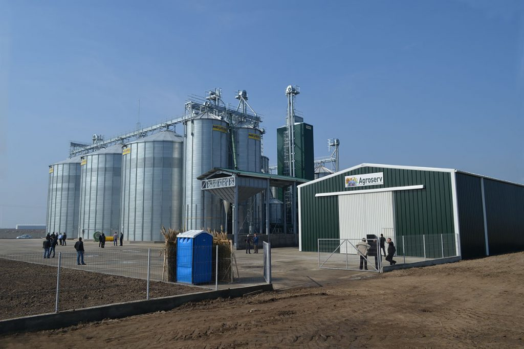 cheap agricultural storage