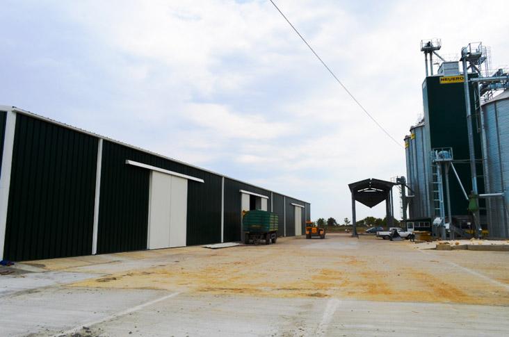strong farm storage