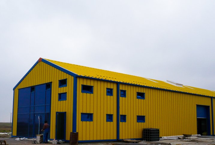 farm steel buildings
