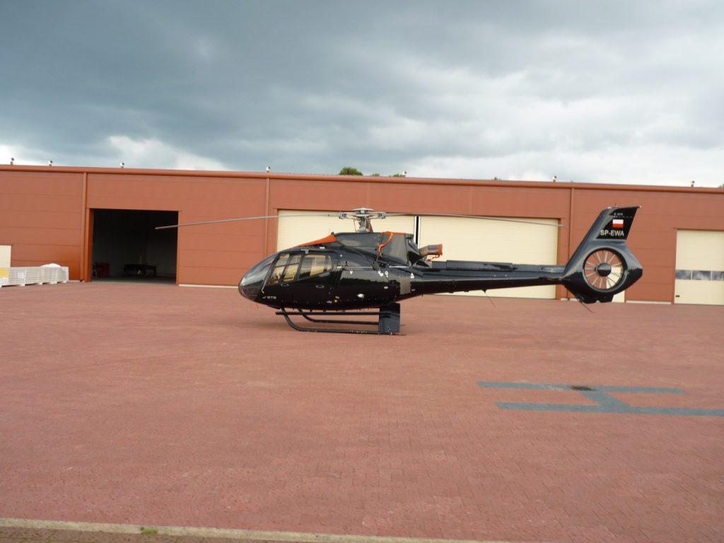 aviation hangars