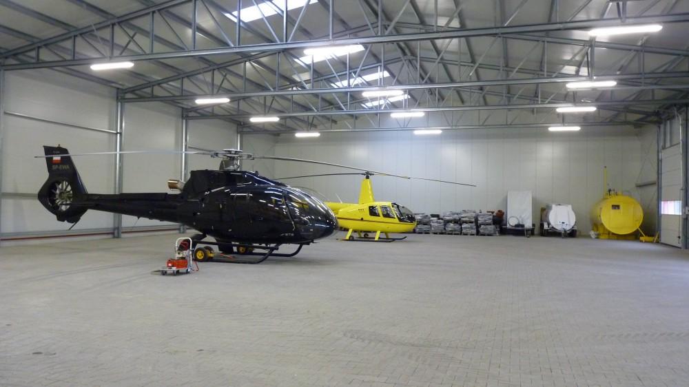 aviation storage