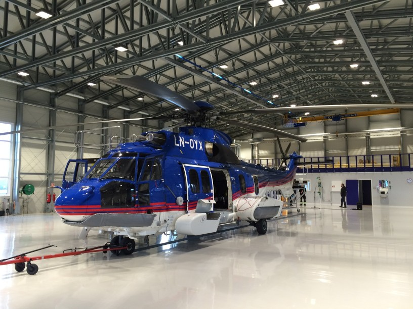 high quality helicopter hangars