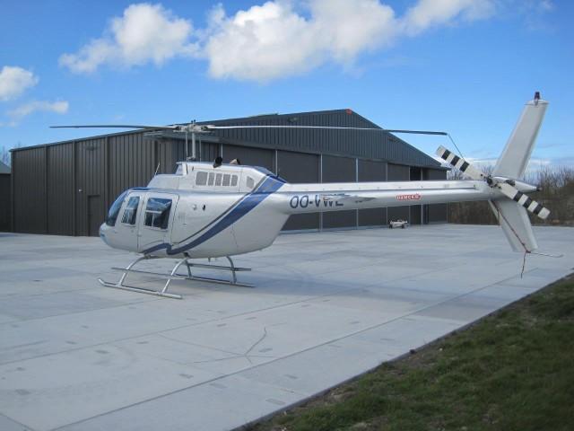Frisomat airplane hangars