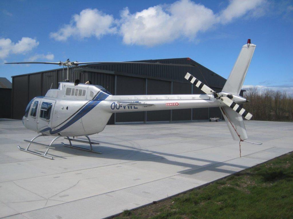 helicopter hangar manufacturer