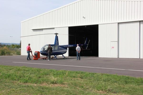 aviation hangar manufacturer