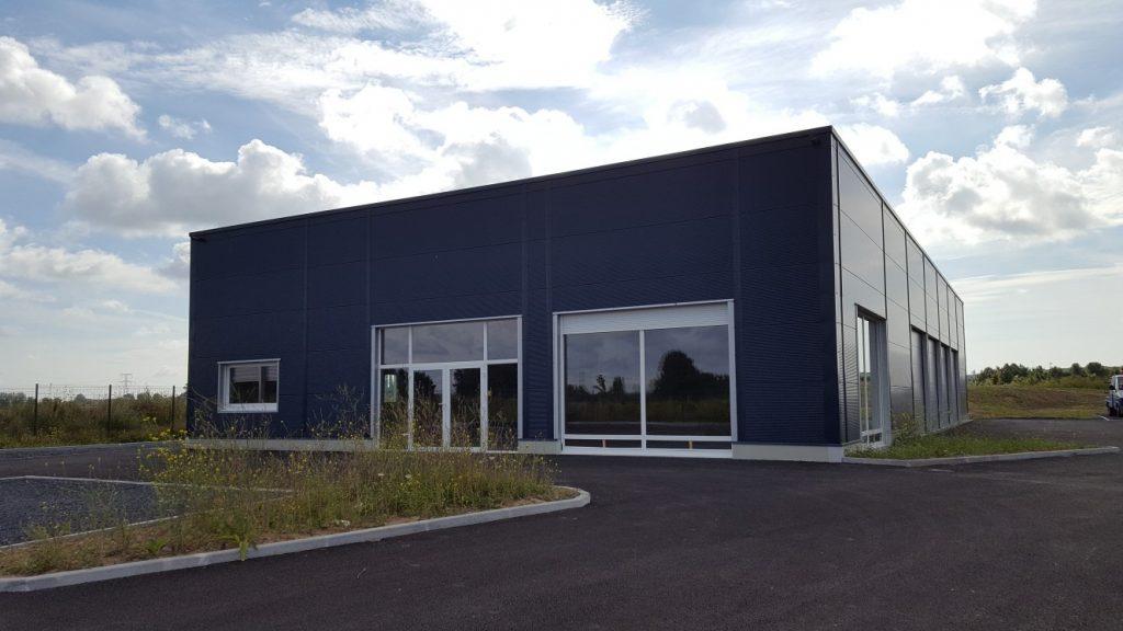 warehouse manufacturer