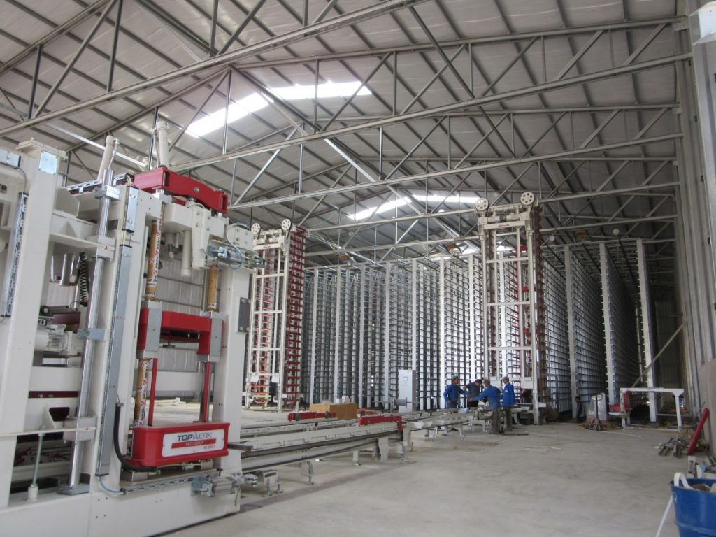 production halls solutions