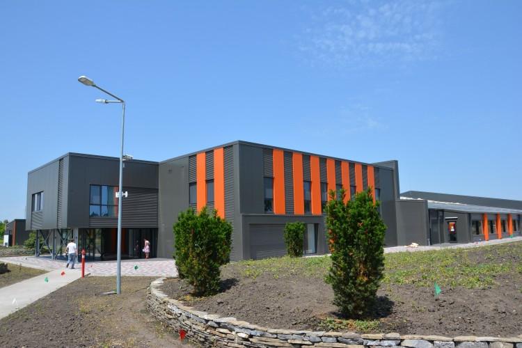 build production halls Belgium