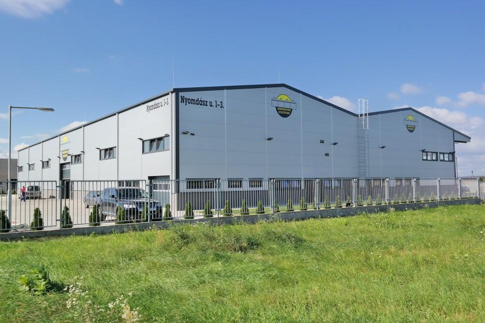 small production halls