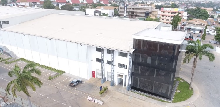 small production halls Belgium