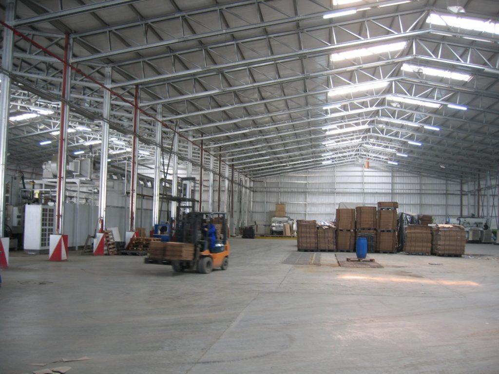 customised Warehouses