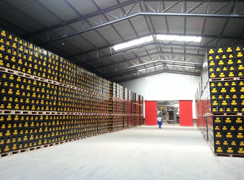 warehouse constructers