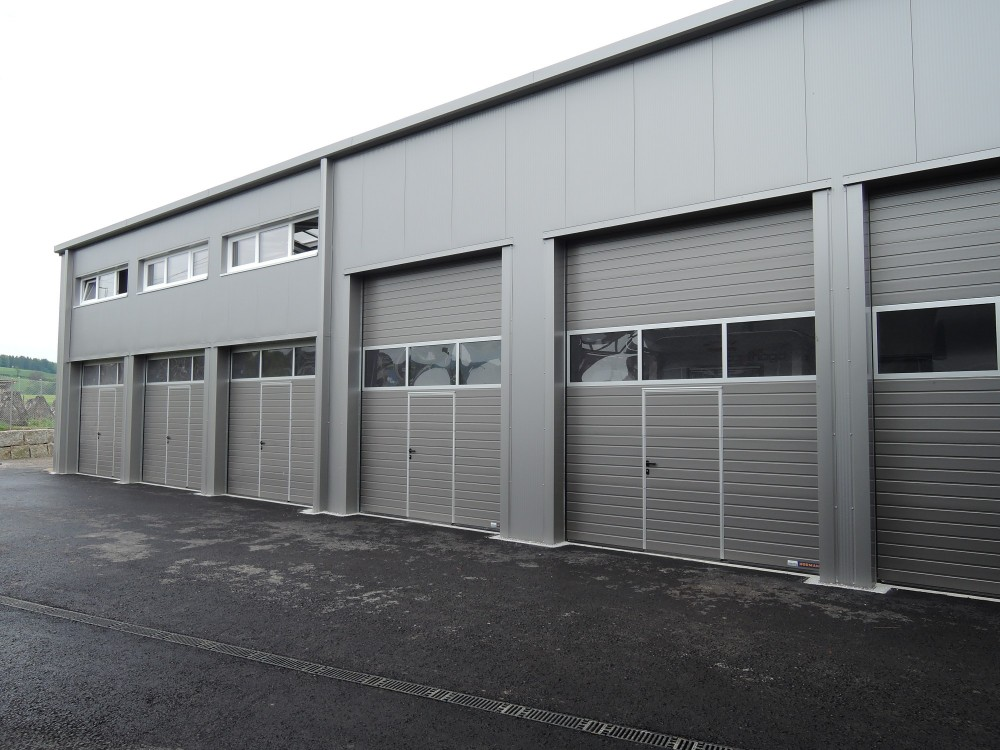customised Warehouses Belgium