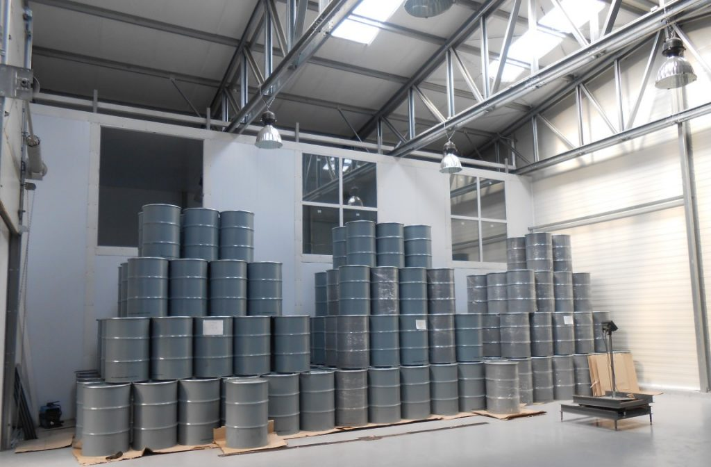 office Warehouses Belgium