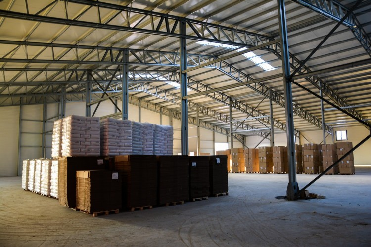 industrial Warehouses Belgium