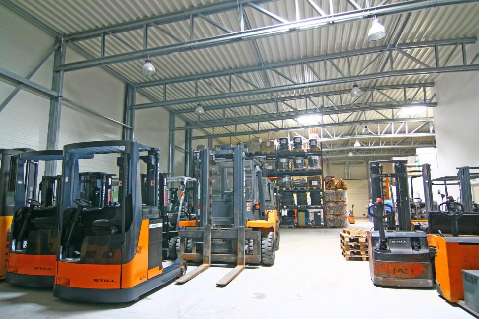 durable Warehouses Belgium