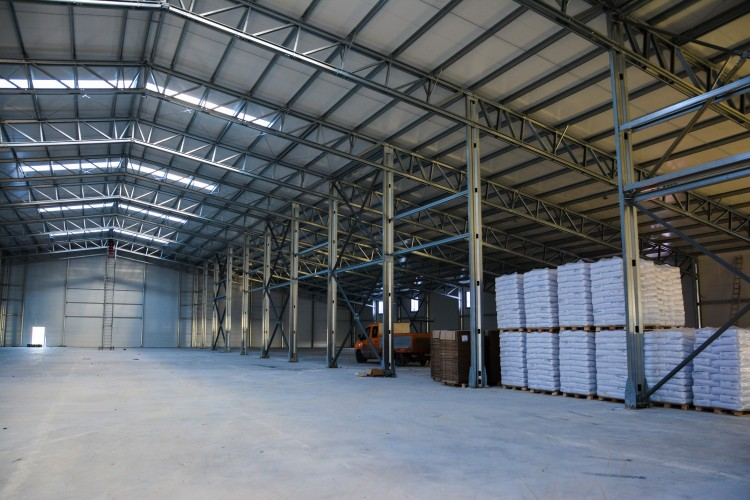 storage Warehouses Belgium
