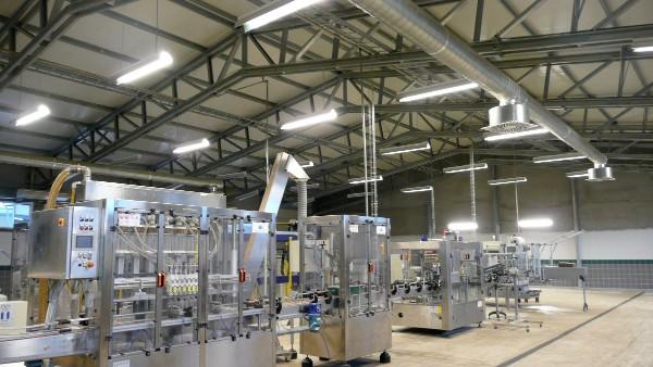 Industrial Chemical Buildings Belgium