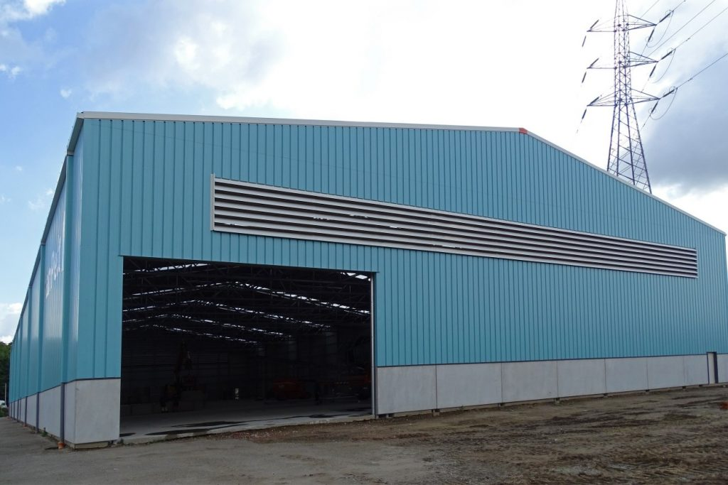 Recycling Building Manufacturers