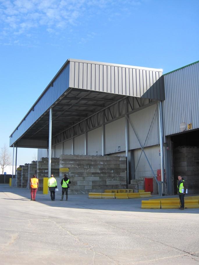 Waste Processing Buildings