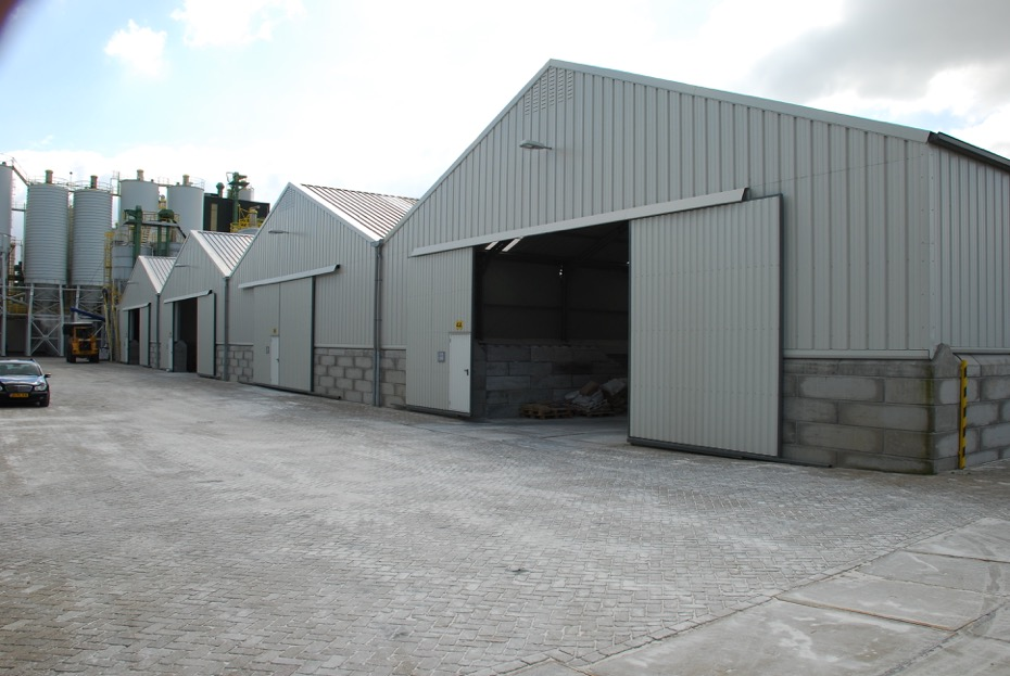 industrial bulk storage