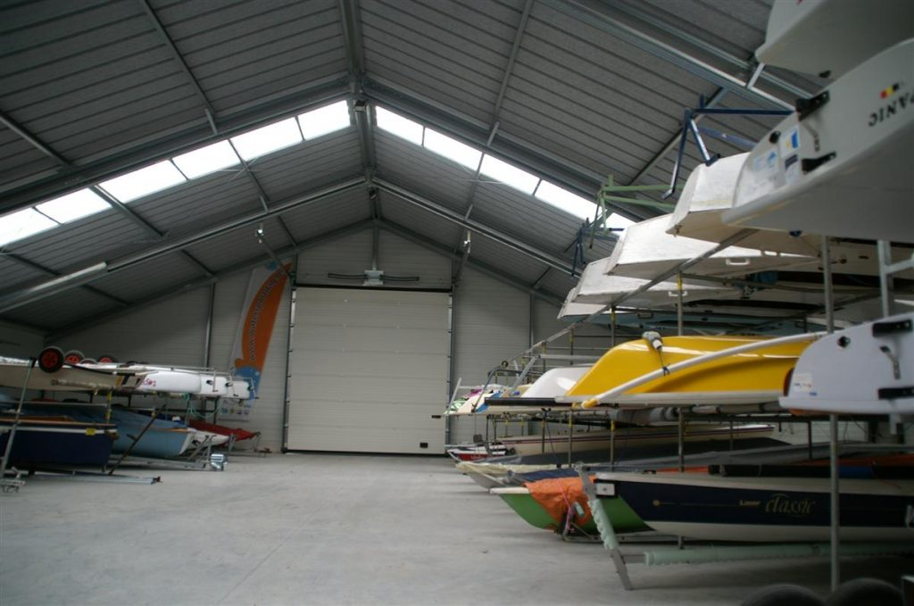 storage buildings