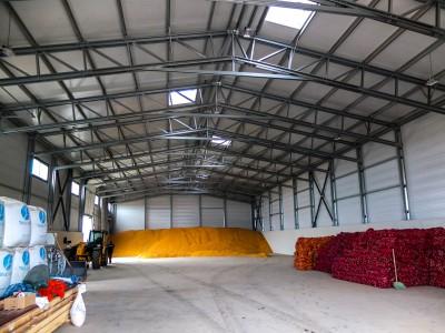 Frisomat bulk storage