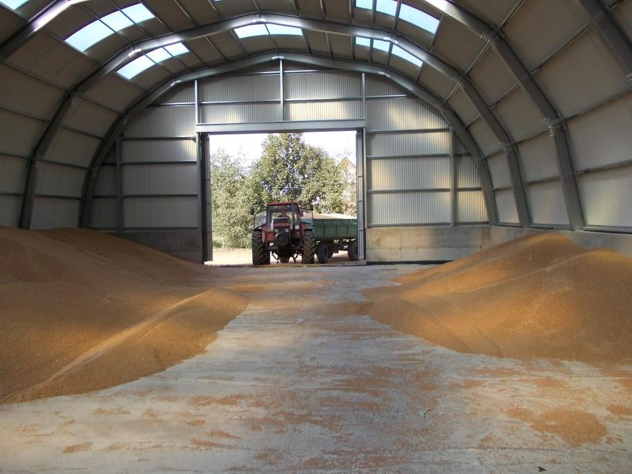 Farm bulk storage
