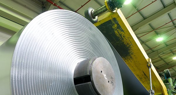 Frisomat cold-rolled galvanized steel coil
