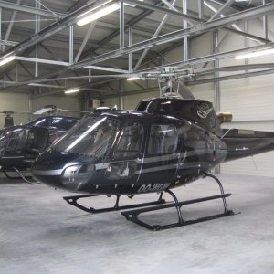 helicopter hangar solutions