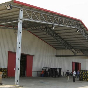 warehouse manufacturers