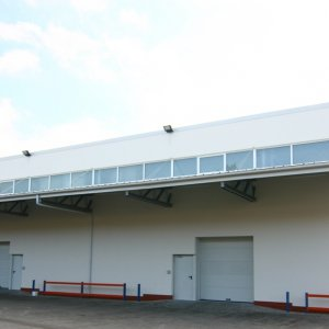 roof pitch Warehouses